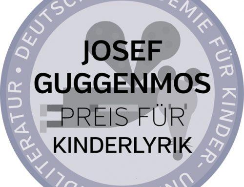 JOSEF GUGGENMOS-PREIS FÜR KINDERLYRIK 2018: Michael Hammerschmid
