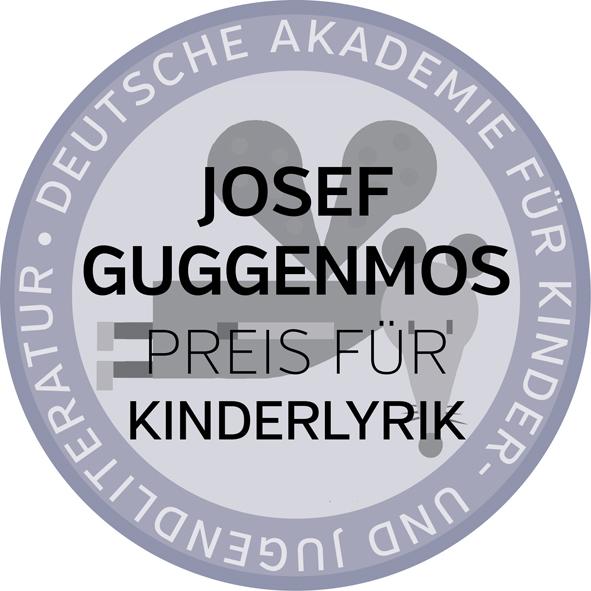 JOSEF GUGGENMOS PREIS FÜR KINDERLYRIK