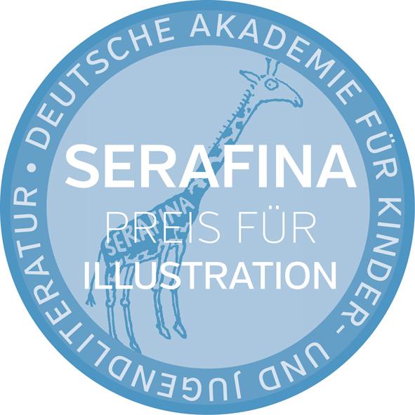 SERAFINA – PREIS FÜR ILLUSTRATION
