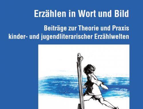 SCHRIFTENREIHEN-BAND 50: Erzählen in Wort und Bild (Jahrbuch 2017)