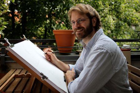 Sebastian Meschenmoser, Foto: © Jan-Ulrich Schmidt