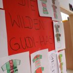 Die Wilden Gudi-Has – Trikotentwürfe, Workshop in Immenreuth mit Michaela Hanauer