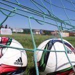 Fußballtraining an der Grundschule Immenreuth
