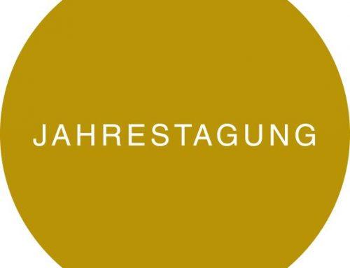 JAHRESTAGUNG 2021 (Volkach, 22./23.04.2021)