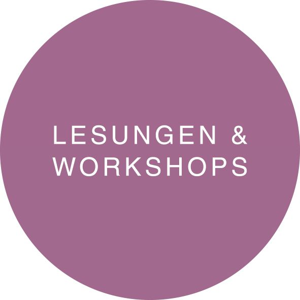 LESUNGEN & WORKSHOPS