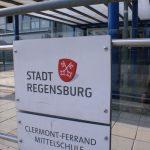Die Clermont-Ferrand-Mittelschule_Hier findet unser Kick-Off zum sechsten Lese-Kick statt!