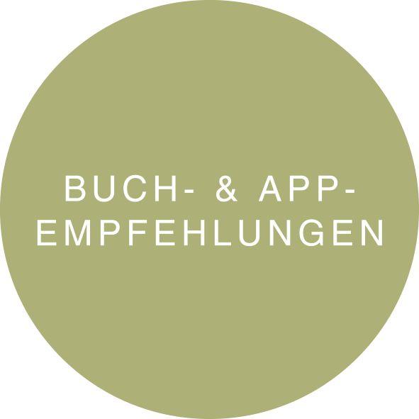 BUCH- & APP-EMPFEHLUNGEN