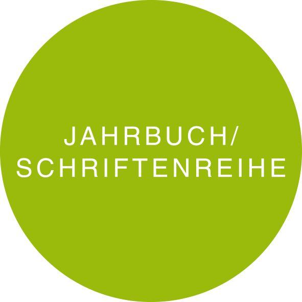 JAHRBUCH / SCHRIFTENREIHE