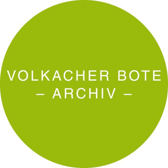 VOLKACHER BOTE - ARCHIV -