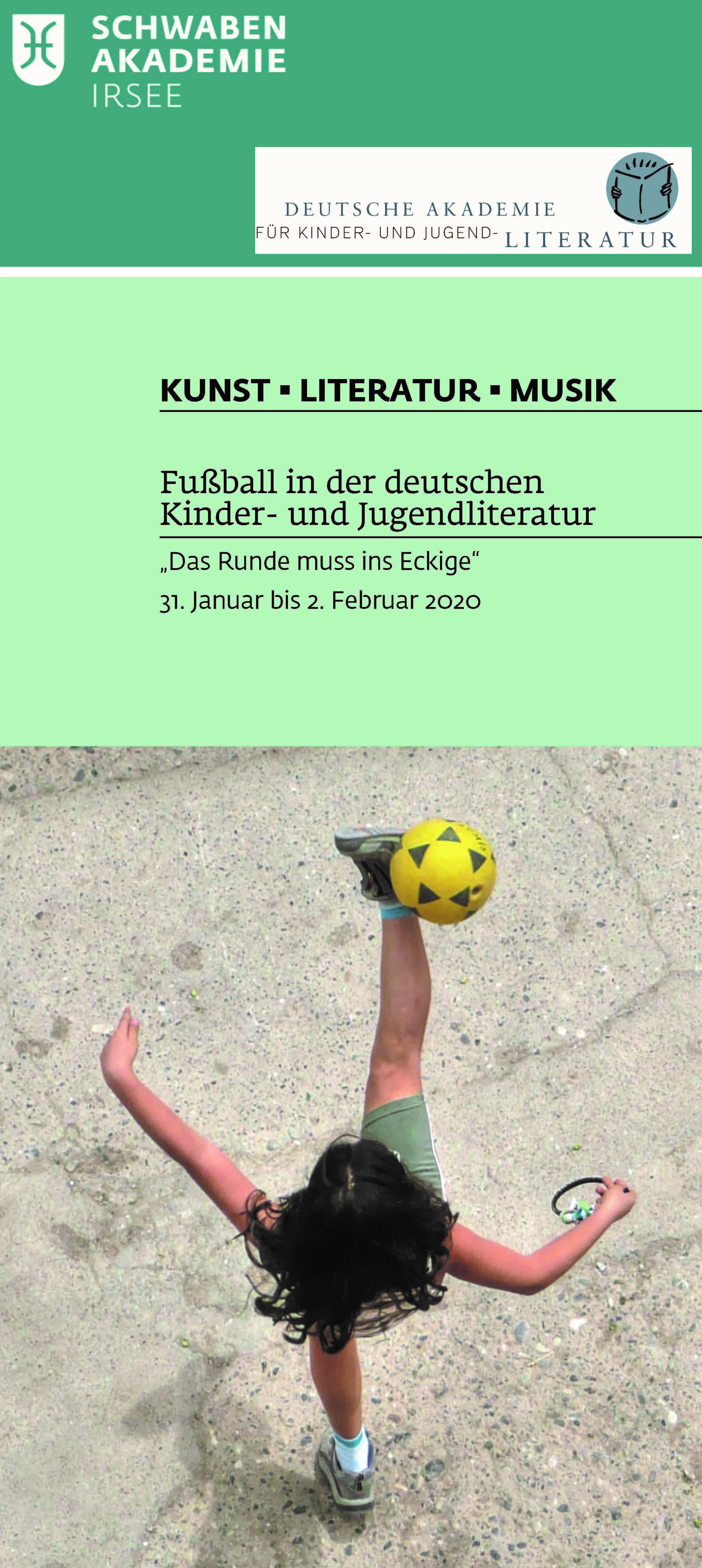 Fußball und Kinderliteratur
