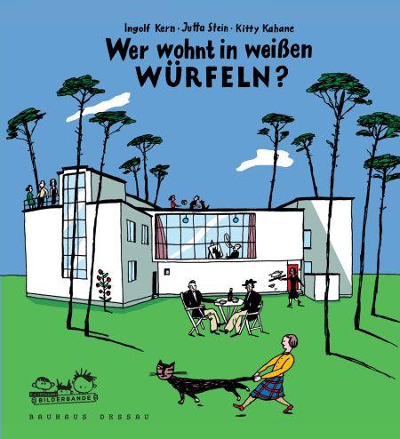 Kern/Stein: Wer wohnt in weißen Würfeln? (Seemann Henschel 2016)