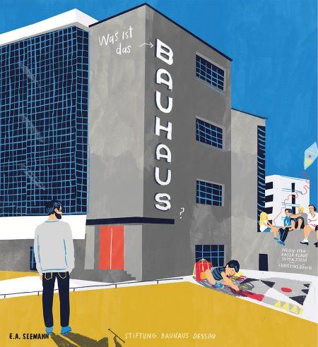 Kern/Stein/Klaus: Was ist das Bauhaus? (Seemann Henschel 2014)