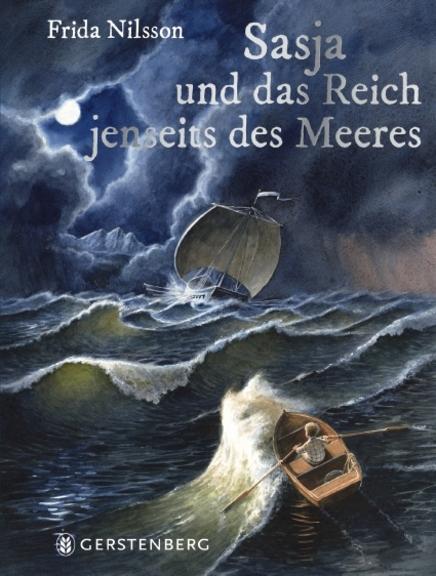 Nilsson: Sasja und das Reich jenseits des Meeres (Gerstenberg 2019)