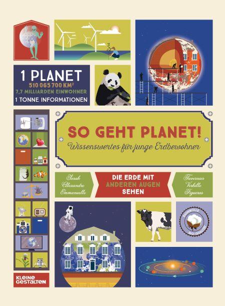 Figueras: So geht Planet! (Kleine Gestalten 2019)