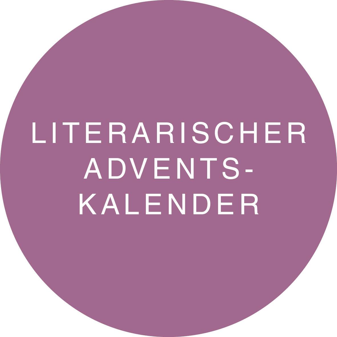 LITERARISCHER ADVENTSKALENDER