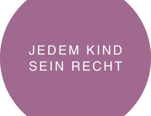 JEDEM KIND SEIN RECHT (2020)