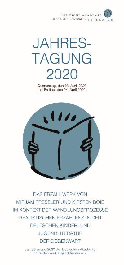Programm Jahrestagung 2020