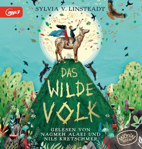 HB 04/2020: Linstaedt: Das wilde Volk (Atrium 2020)