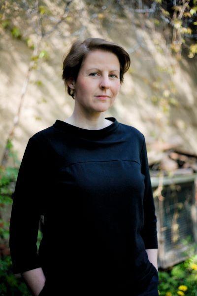Judith Burger, Foto: Franziska Frenzel