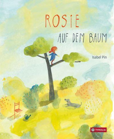 Pin: Rosie auf dem Baum (Tyrolia 2020)