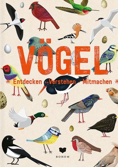 Roebers: Vögel (Bohem 2019)
