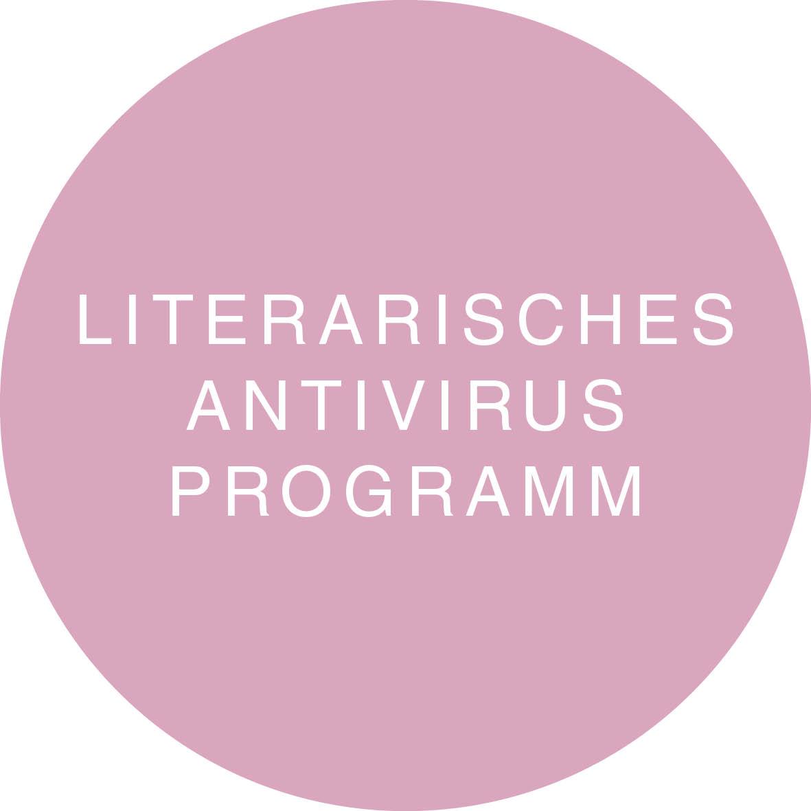 LITERARISCHES ANTIVIRUS PROGRAMM
