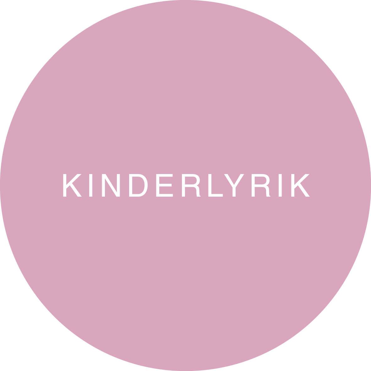 KINDERLYRIK