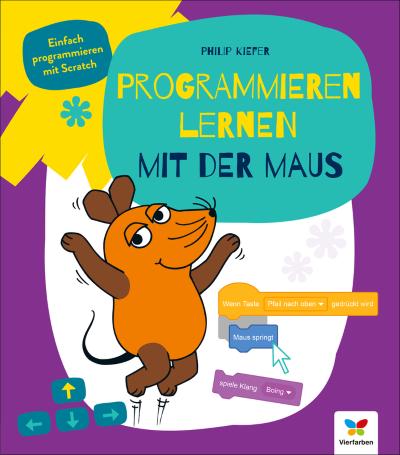 App-Tipp: Kiefer: Programmieren lernen mit der Maus (Vierfarben 2019)