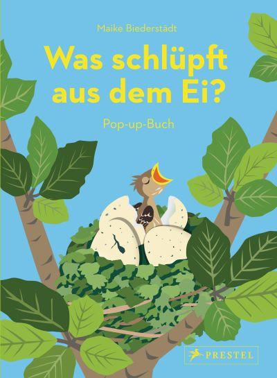 Biederstädt: Was schlüpft aus dem Ei? (Prestel 2020)