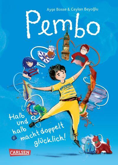 Bosse: Pembo (Carlsen 2020)
