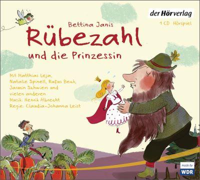 Hörbuch: Janis: Rübezahl und die Prinzessin (Der Hörverlag 2020)