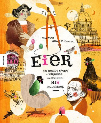 Piotrowska/Gwis: Eier (Knesebeck 2020)