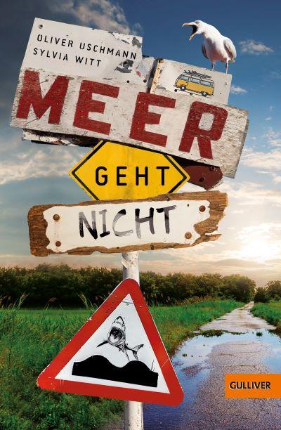Uschmann: Meer geht nicht (Beltz & Gelberg 2020)