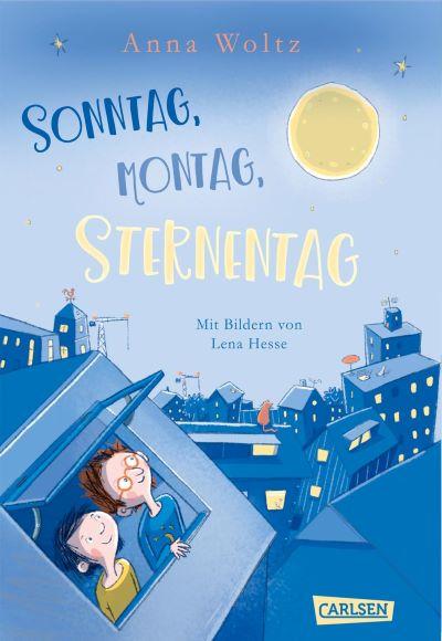 Woltz: Sonntag, Montag, Sternentag (Carlsen 2020)