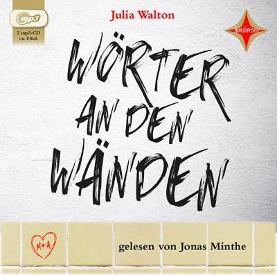 Walton: Wörter an den Wänden (Hörcompany 2020)