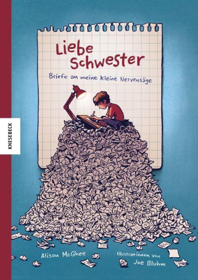 McGhee: Liebe Schwester (Knesebeck 2020)