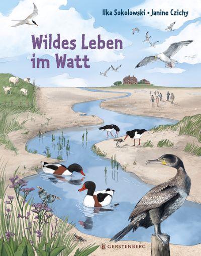 Sokolowski: Wildes Leben im Watt (Gerstenberg 2020)