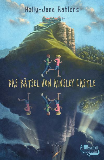 Rahlens: Das Rätsel von Ainsley Castle (Rowohlt 2020)
