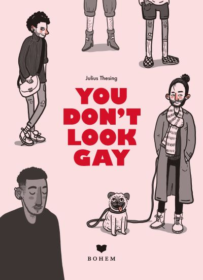 Thesing: You don't look gay (Bohem 2020)