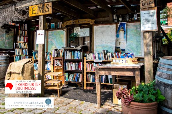 Zum virtuellen Marktstand auf der Frankfurter Buchmesse Special Edition 2020 / Foto: Tobias Albers-Heinemann auf Pixabay