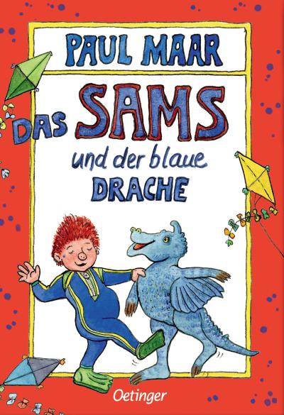 Maar: Das Sams und der blaue Drache (Oetinger 2020)