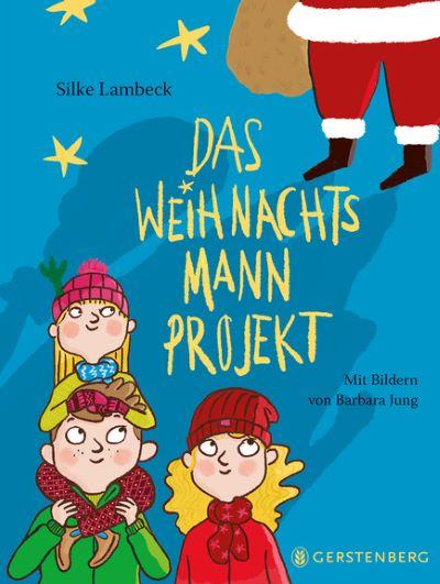 Lambeck: Das Weihnachtsmannprojekt (Gerstenberg 2020)