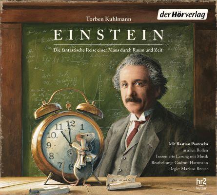 Kuhlmann: Einstein (der Hörverlag 2020)