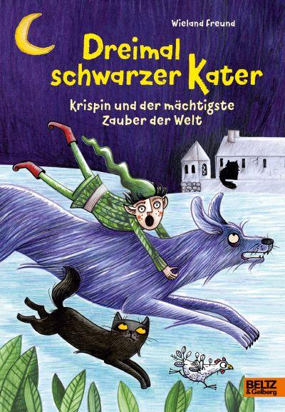 Freund: Dreimal schwarzer Kater (Beltz & Gelberg 2020)