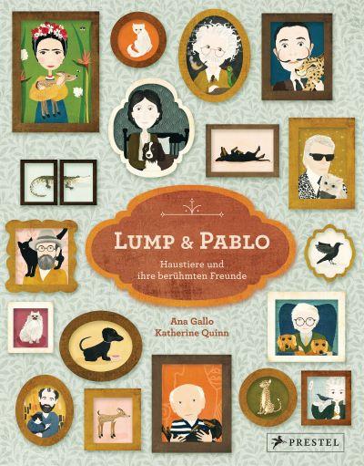 Gallo: Lump und Pablo (Prestel 2020)