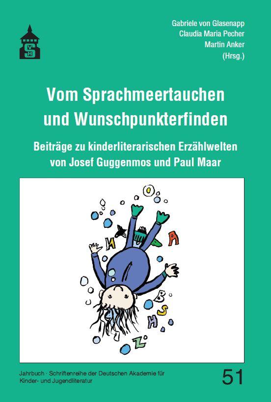 Jahrbuch 2018/Schriftenreihe der Deutschen Akademie für Kinder- und Jugendliteratur, Band 51 (Cover)
