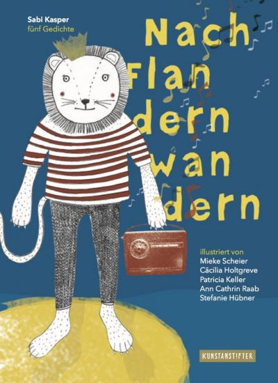 Kasper: Nach Flandern wandern (kunstanstifter 2020)
