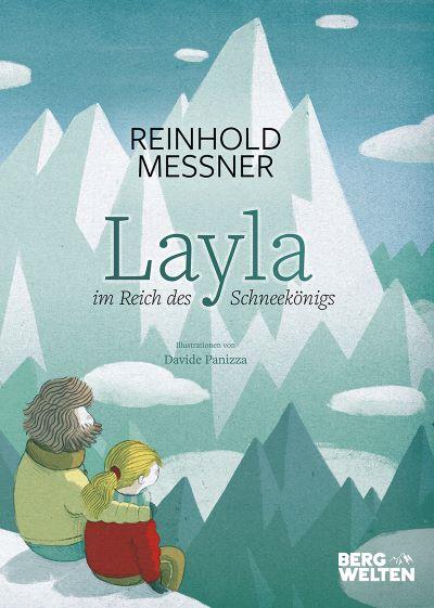 Messner: Layla im Reich des Schneekönigs (Bergwelten 2020)