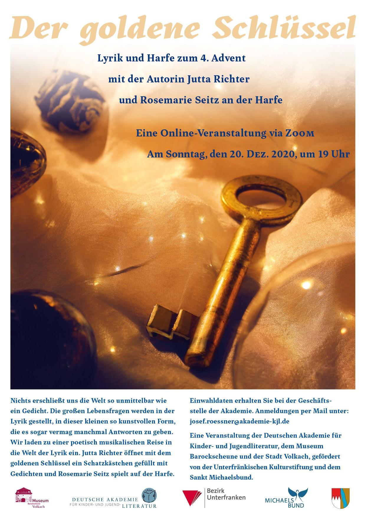 Der goldene Schlüssel (20.12.2020)