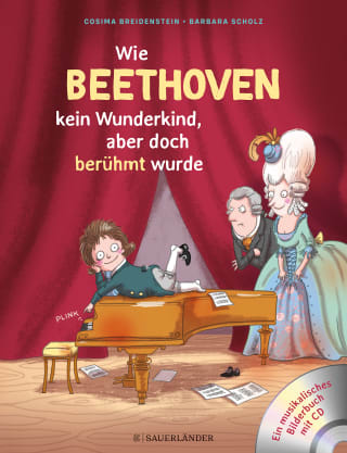 Breidenstein: Wie Beethoven (FISCHER Sauerländer 2020)